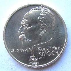Czech Republic 200 czk 1998