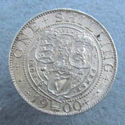 Great Britain 1 shilling 1900
