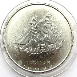 Cook Islands 1 dollar 2009