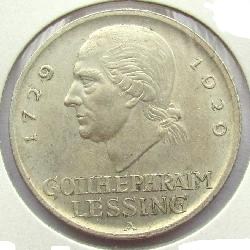 Germany 5 marks 1929 A